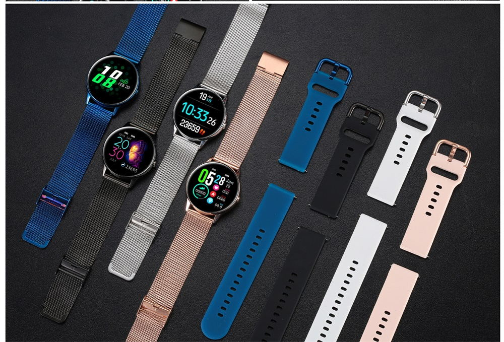 dt88 smartwatch 2019 review