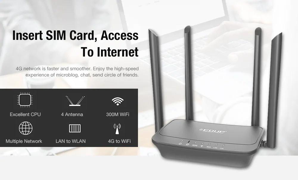 edup r102 router
