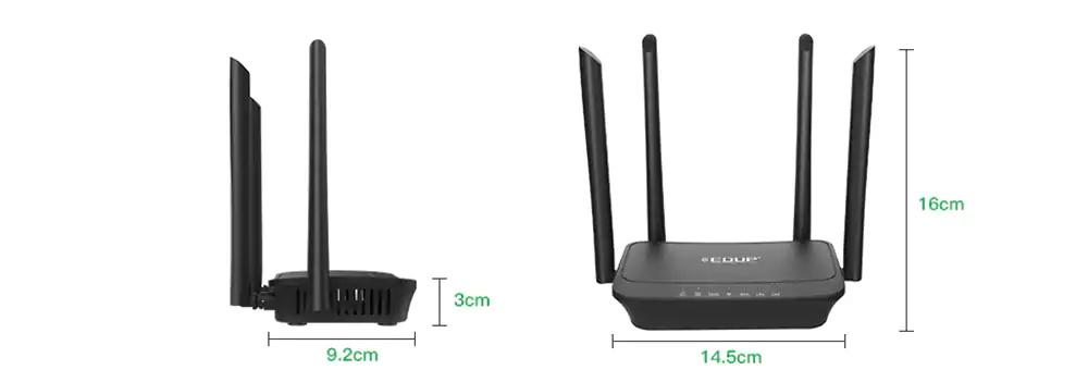 edup r102 router review