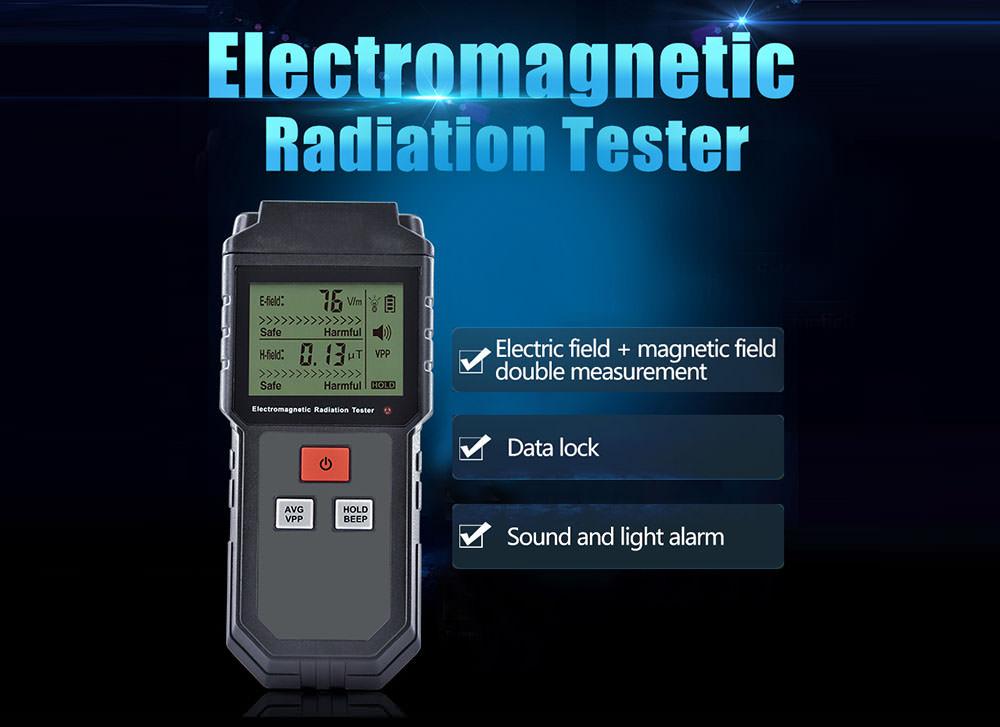 et825 electromagnetic detector