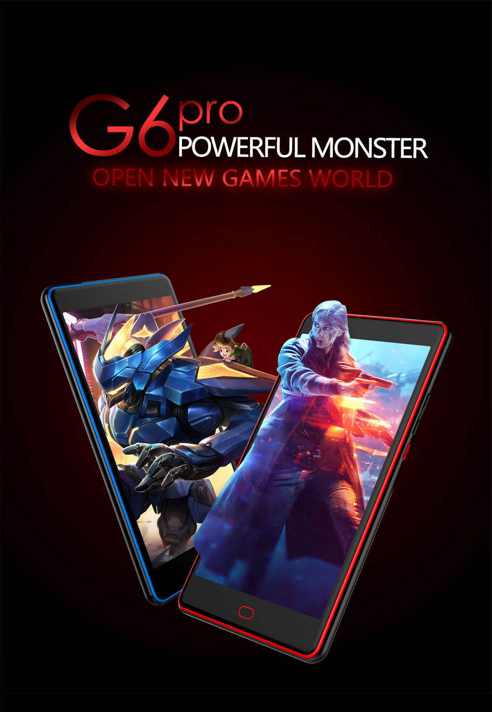 g6 pro gamepad tablet 4gb 64gb