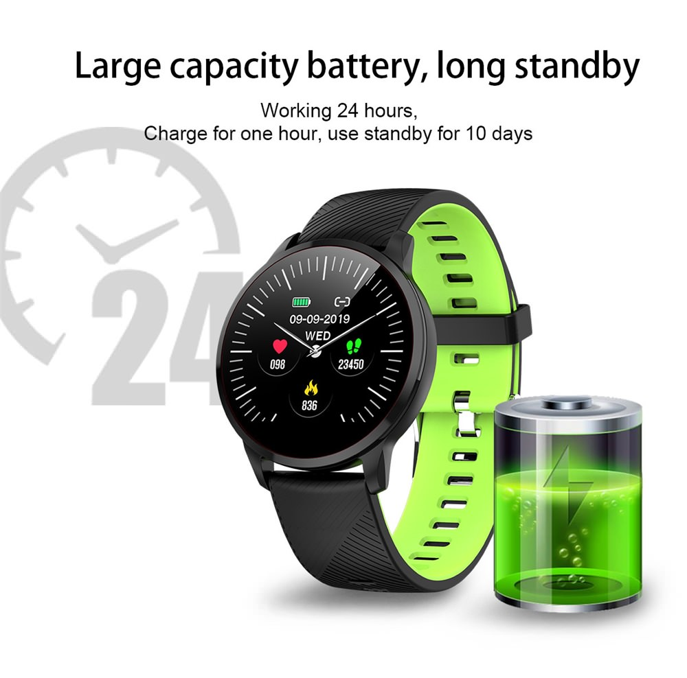 buy goral s16 1.22 inch smartwatch