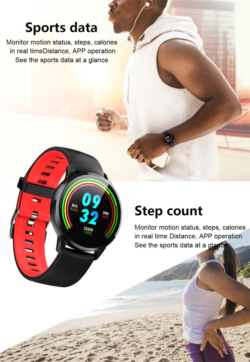goral s16 smartwatch for sale