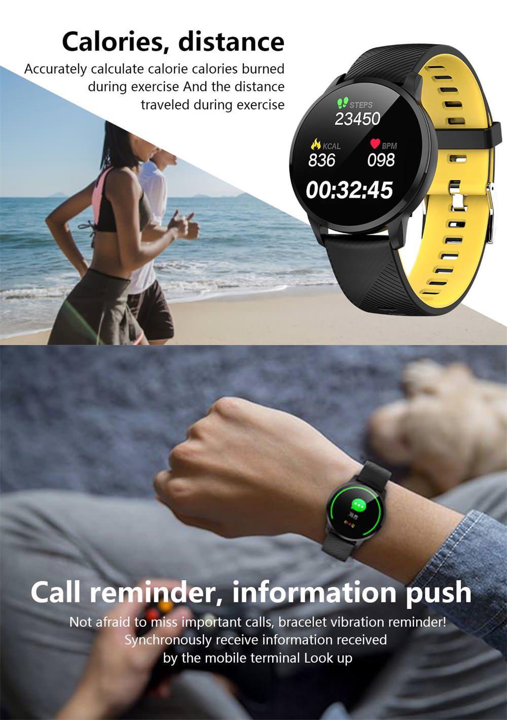 goral s16 smartwatch price