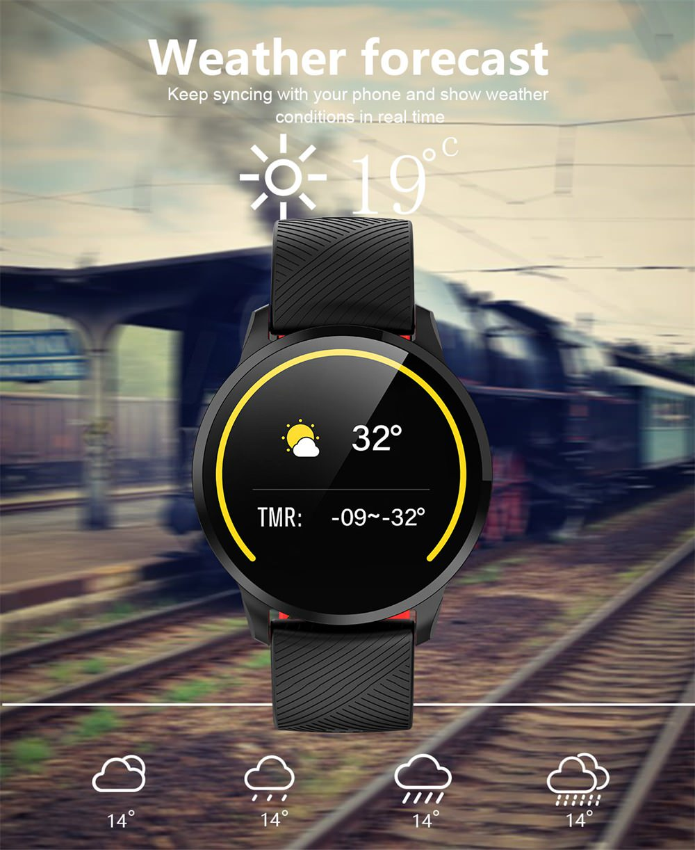 goral s16 smartwatch review