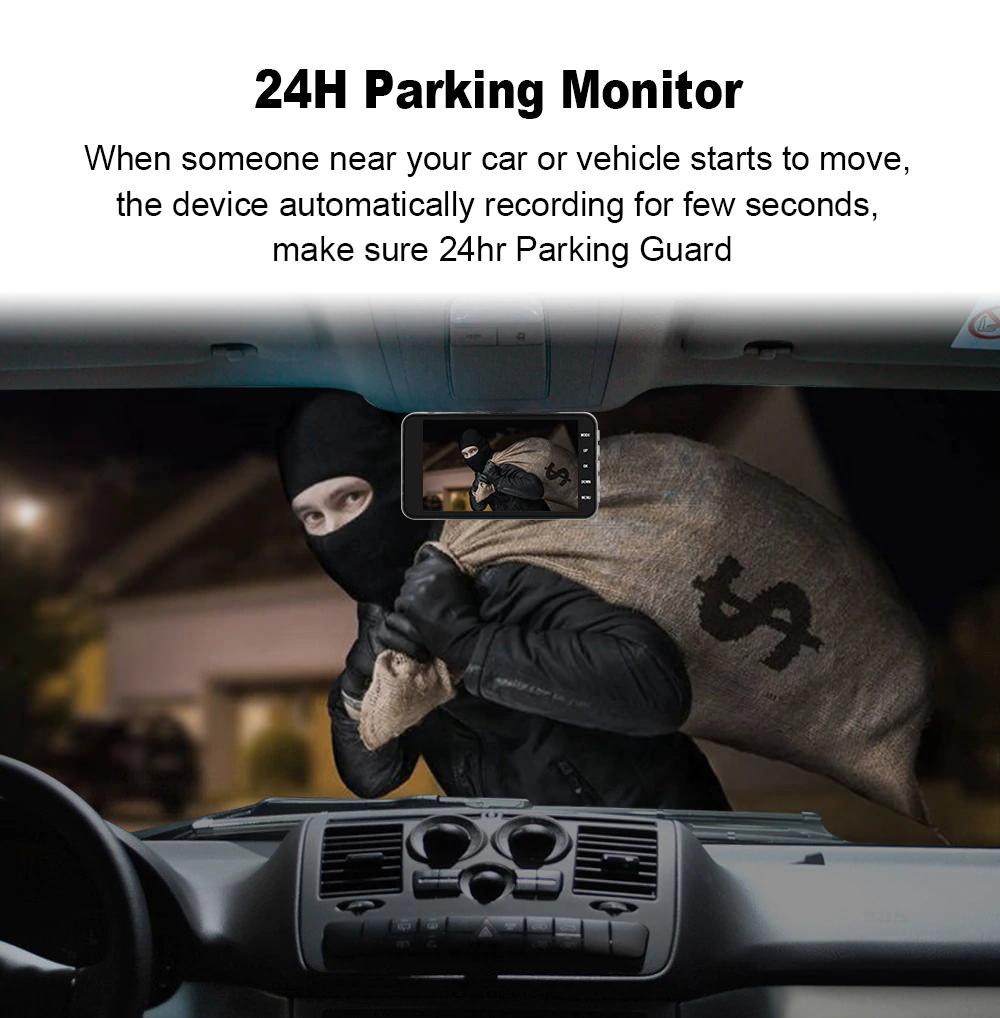 new gt29 dual lens car dvr driving recorder