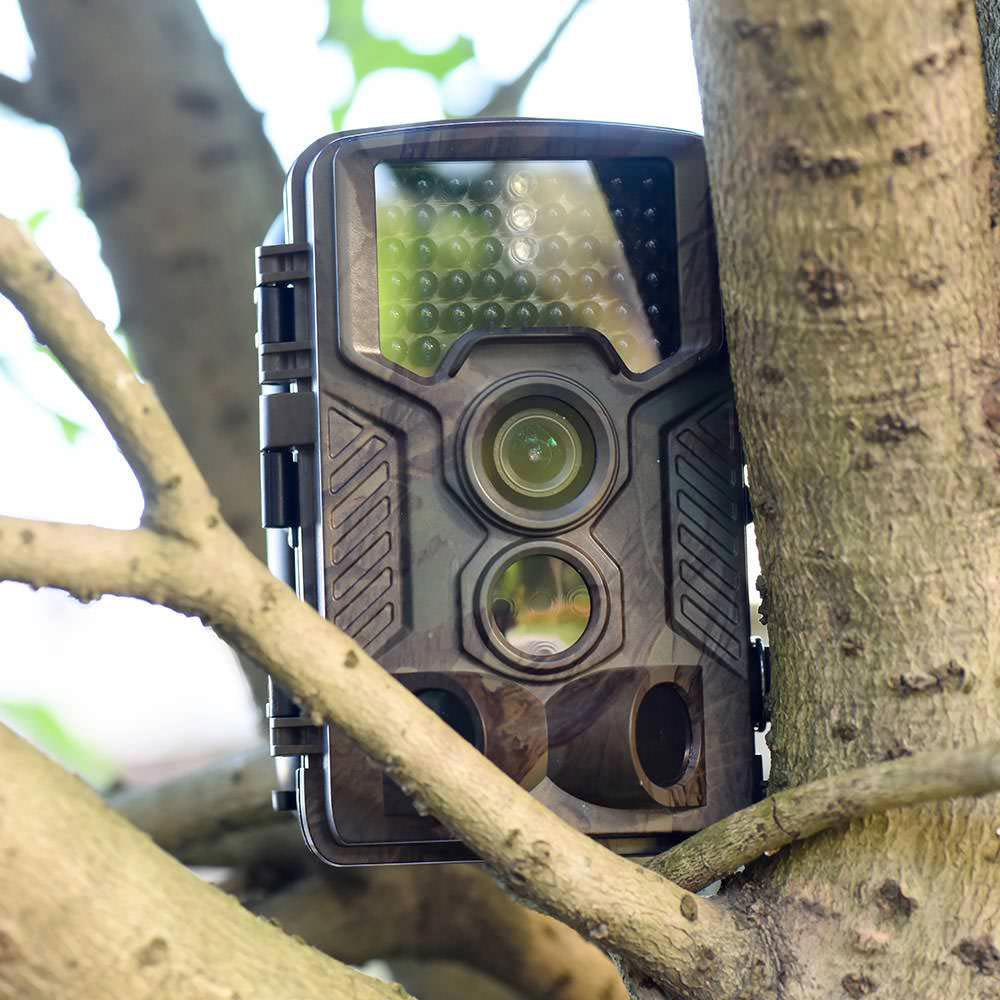 h881w hunting 720p camera review
