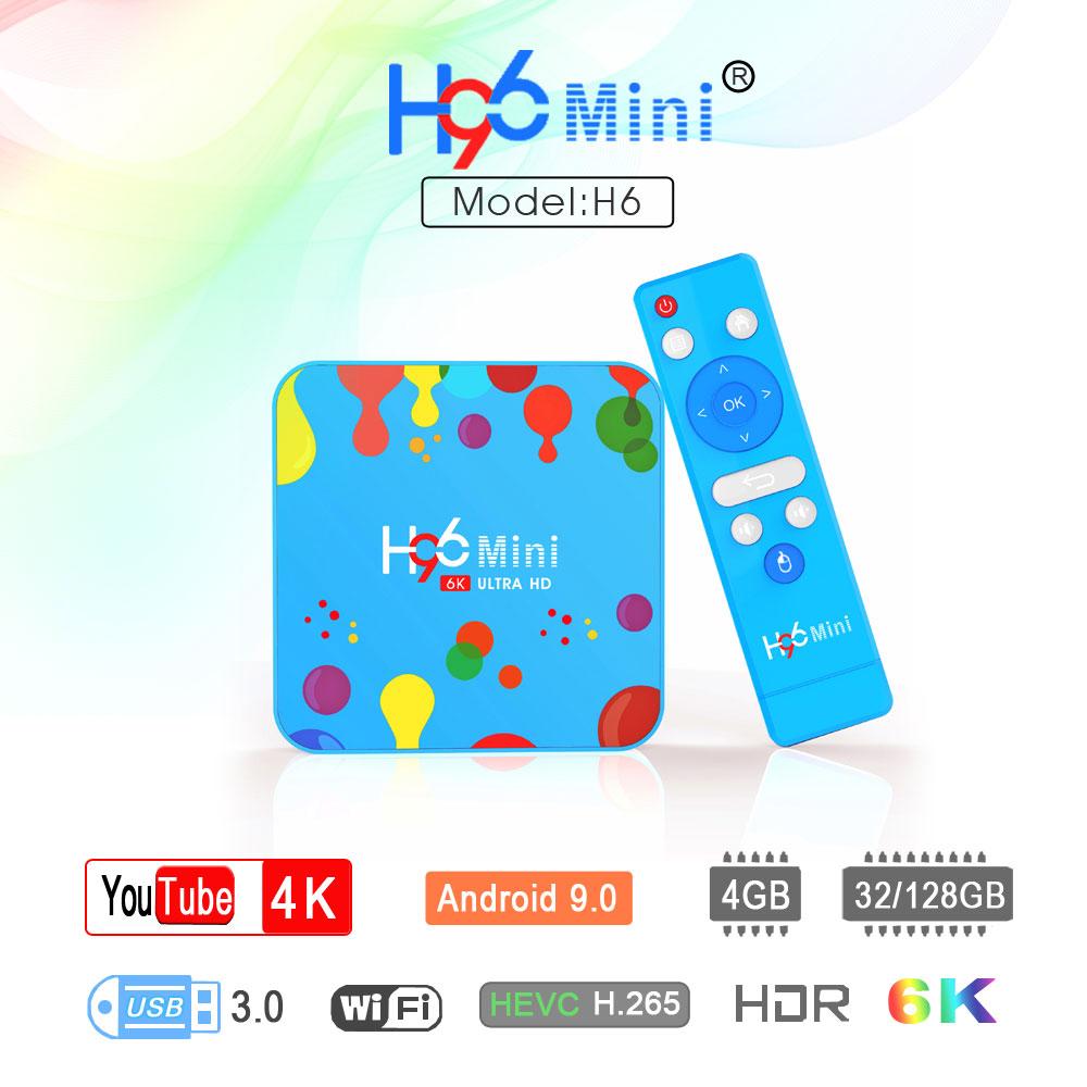h96 mini h6 tv box