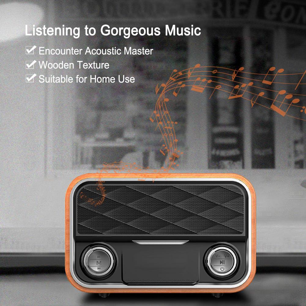 i10 portable retro bluetooth speaker for sale