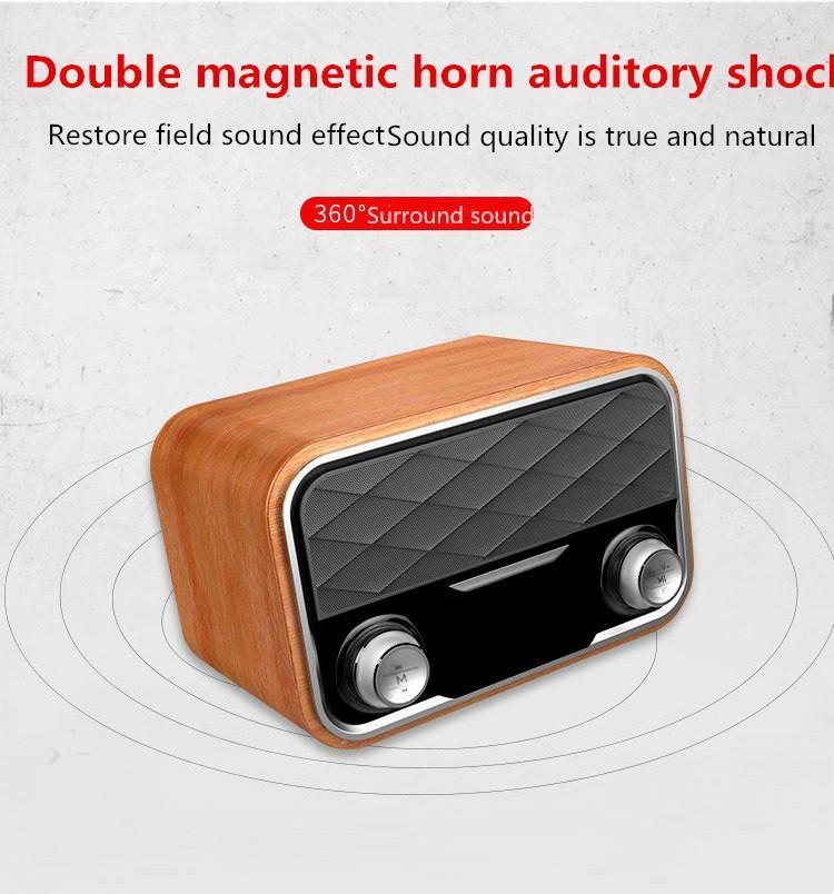 new i10 retro speaker