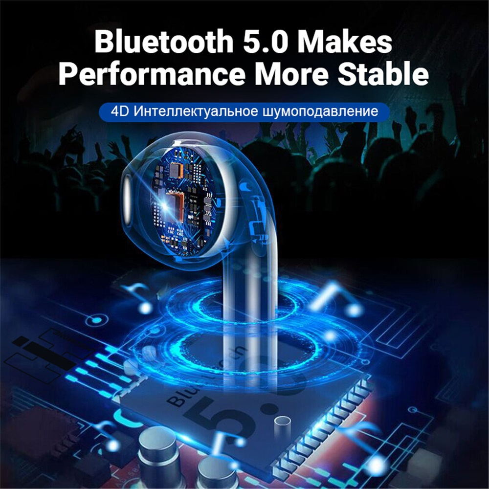 new i80 tws earphone