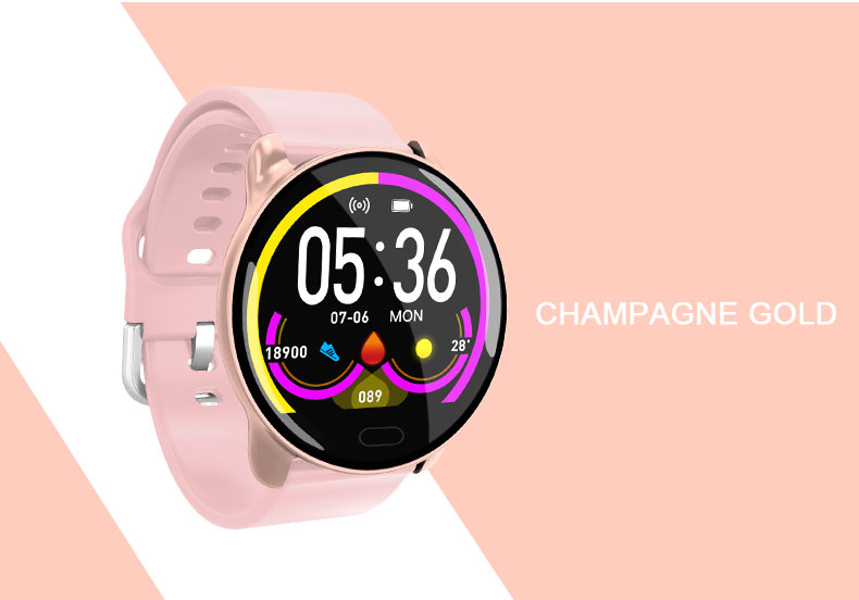 new k9 ip67 waterproof smartwatch