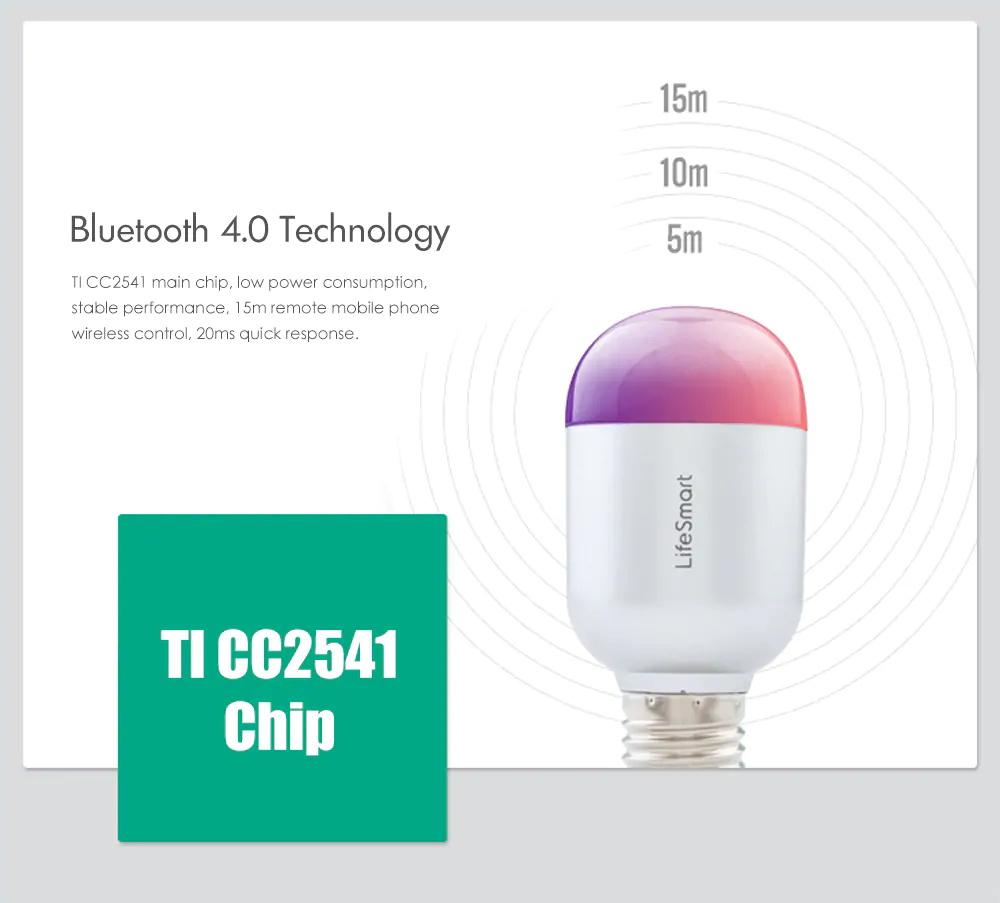 2019 lifesmart ls030un smart bulb