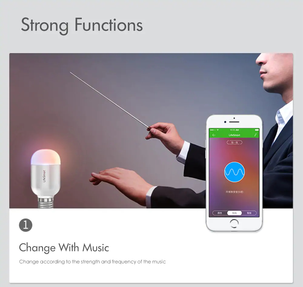 lifesmart ls030un smart bulb 2019