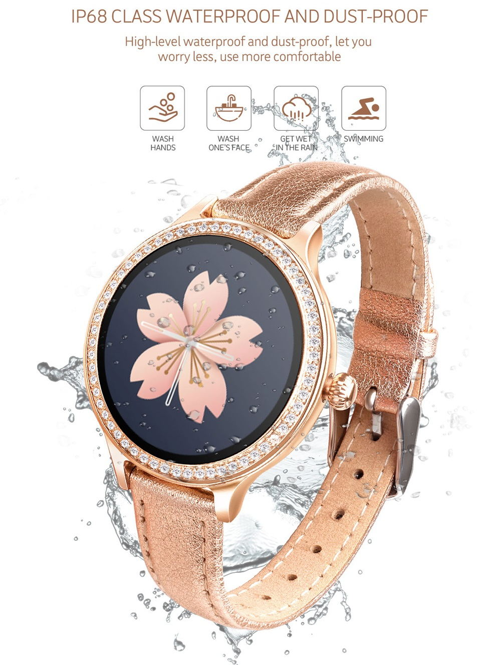 2019 m8 bluetooth smartwatch