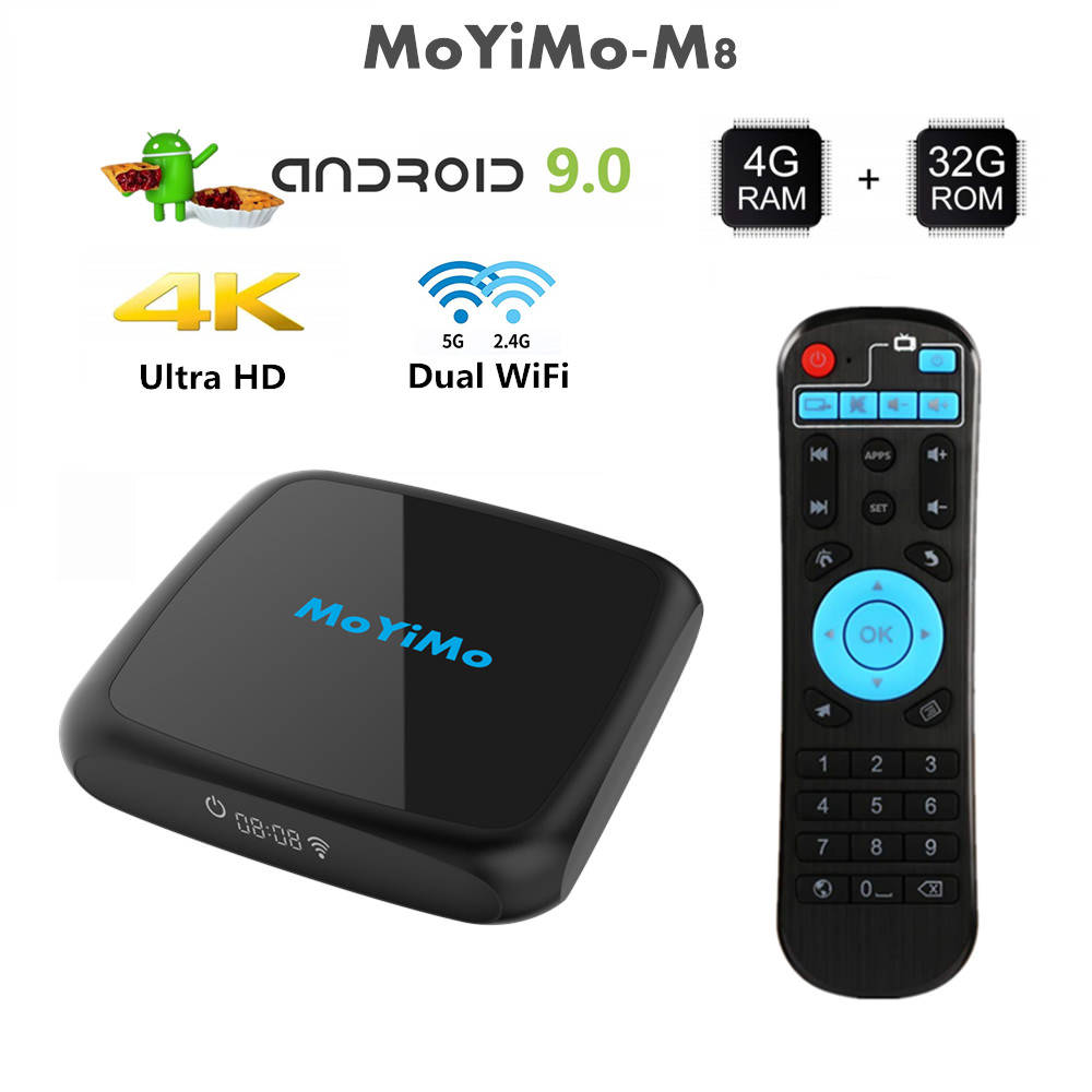 moyimo-m8 tv box 4gb 32gb
