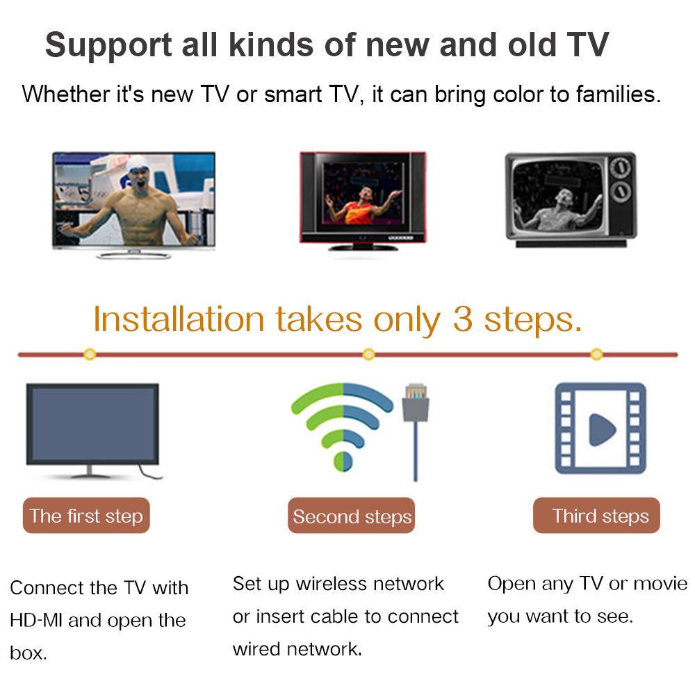 t95 smart tv box for sale