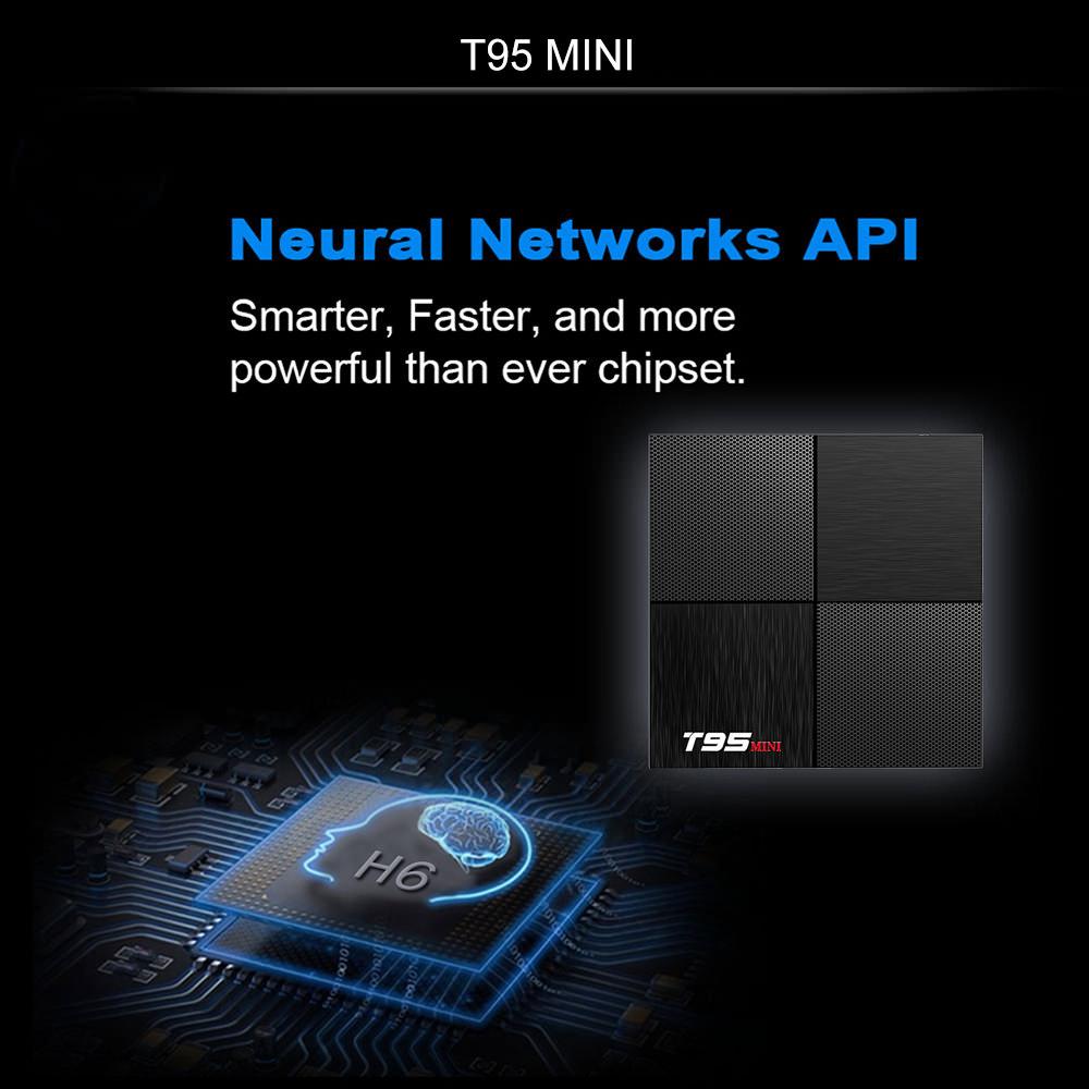 t95 mini smart tv box for sale