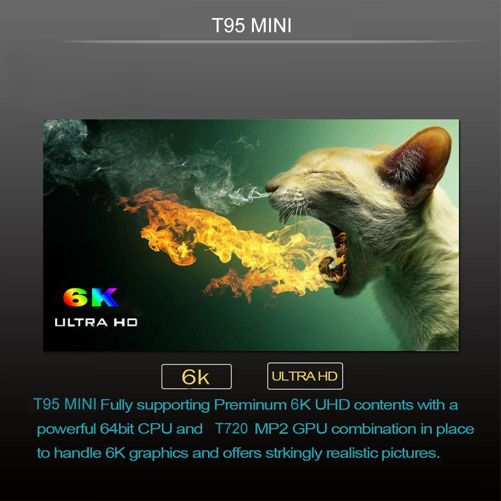t95 smart tv box