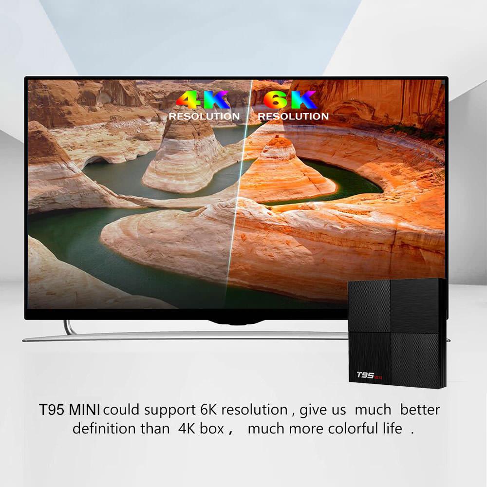 new t95 smart tv box