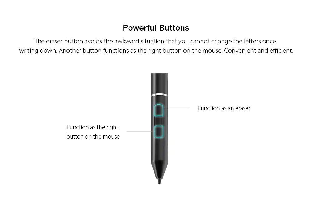teclast tl-t6 active stylus pen 2019