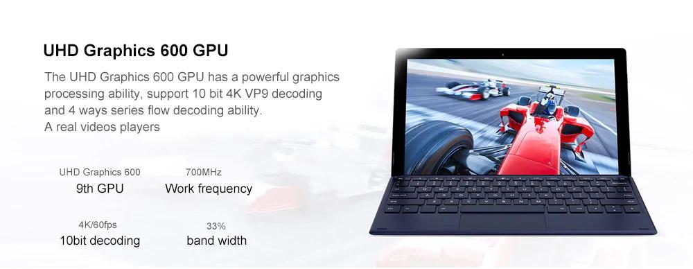 2019 teclast x4 tablet 8gb 128gb