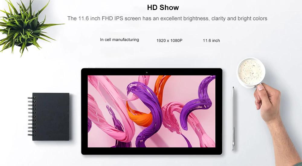teclast x4 tablet 8gb 128gb 2019