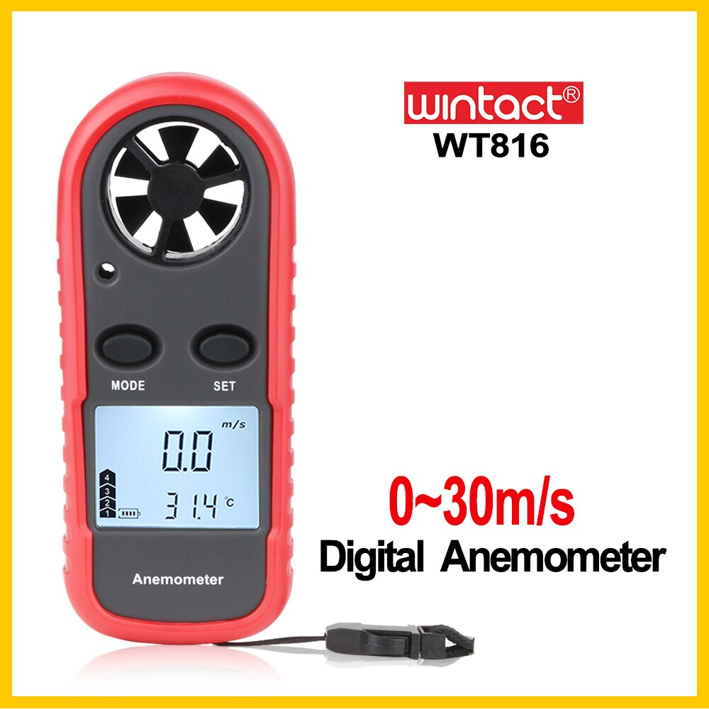 wt816 wind speed meter