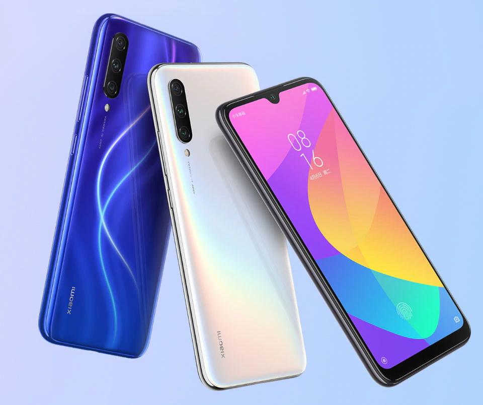 xiaomi mi cc9e smartphone 4gb / 64gg