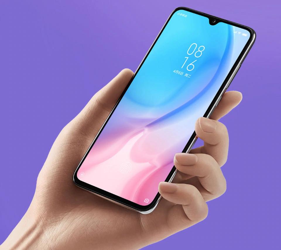 2019 xiaomi mi cc9e smartphone 6gb/64gb