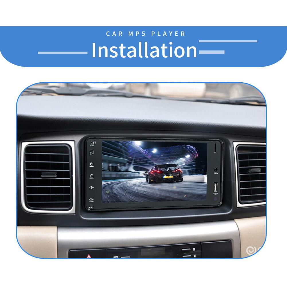 2019 7inch car mp5 player