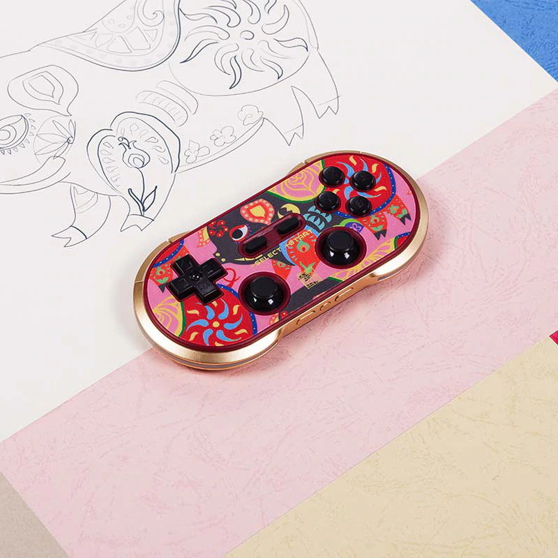 8bitdo bluetooth wireless game controller