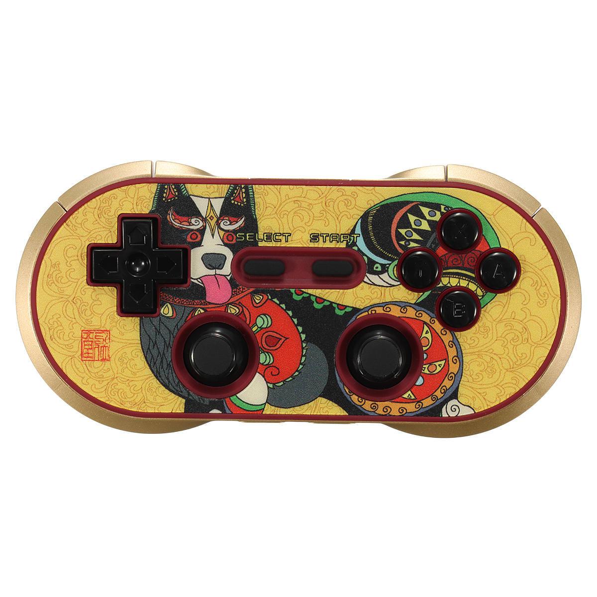 8bitdo fc30 pro wireless game controller