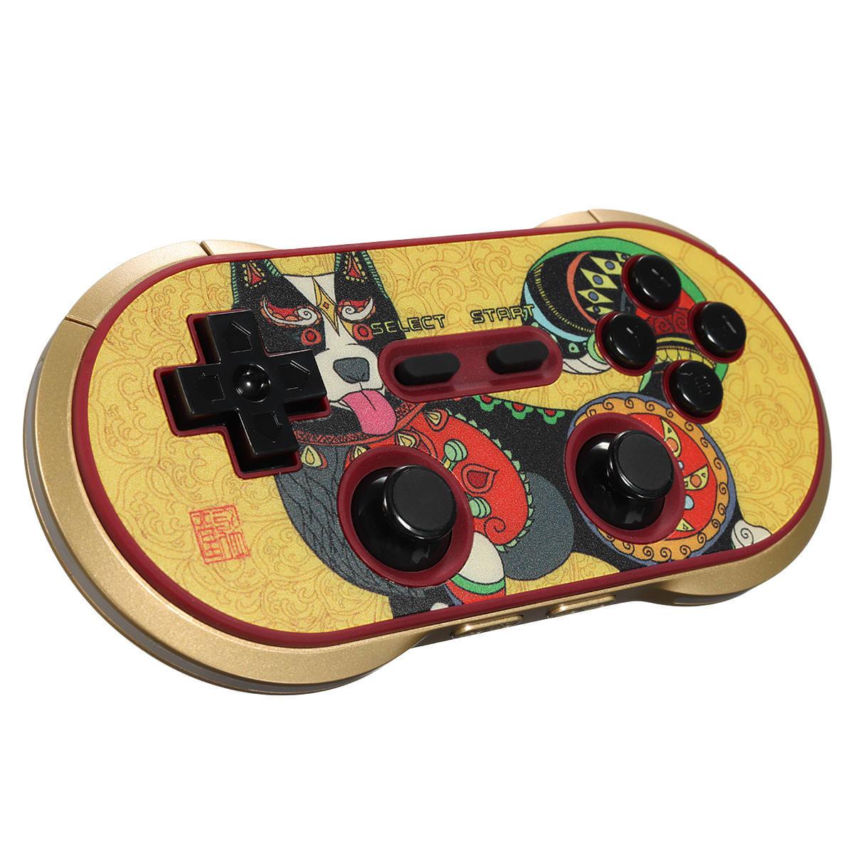buy 8bitdo fc30 pro wireless game controller