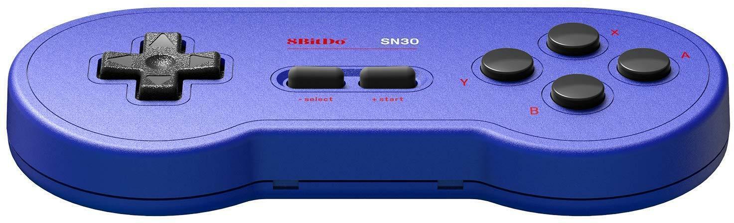 2019 8bitdo sn30 game controller