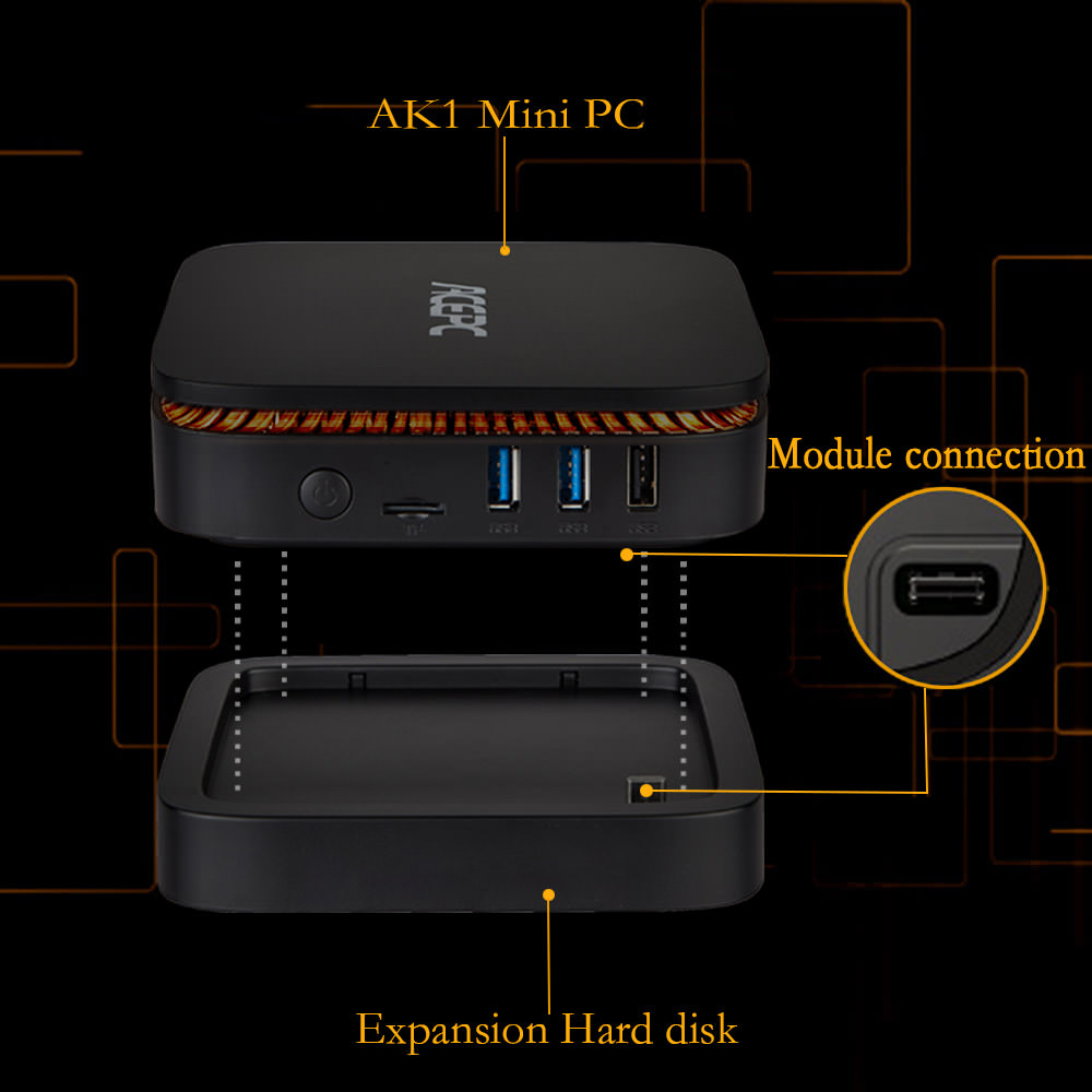 acepc ak1h mini pc for sale