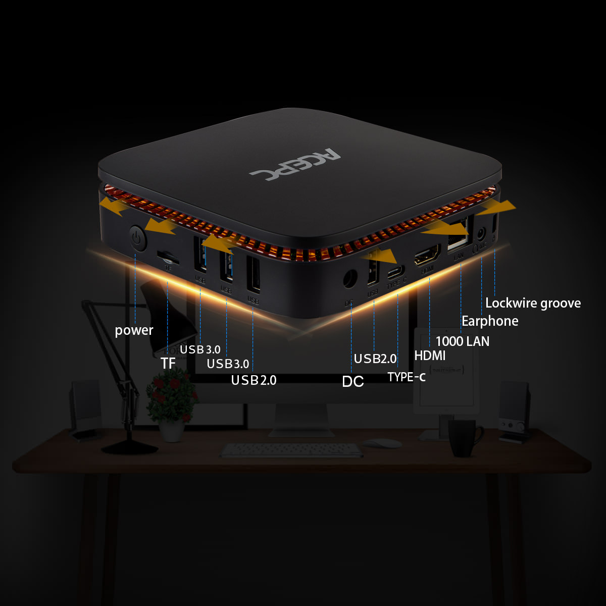 2019 acepc ak1h mini pc