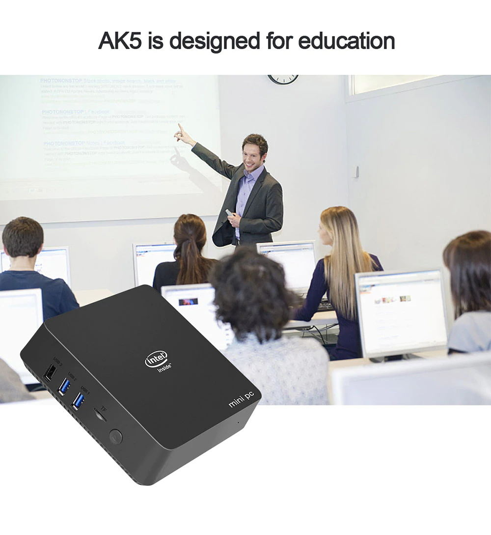 cheap ak5 n3450 cpu mini pc