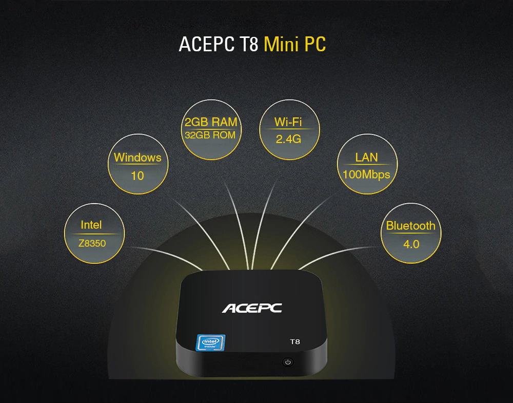 acepc t8 tv box