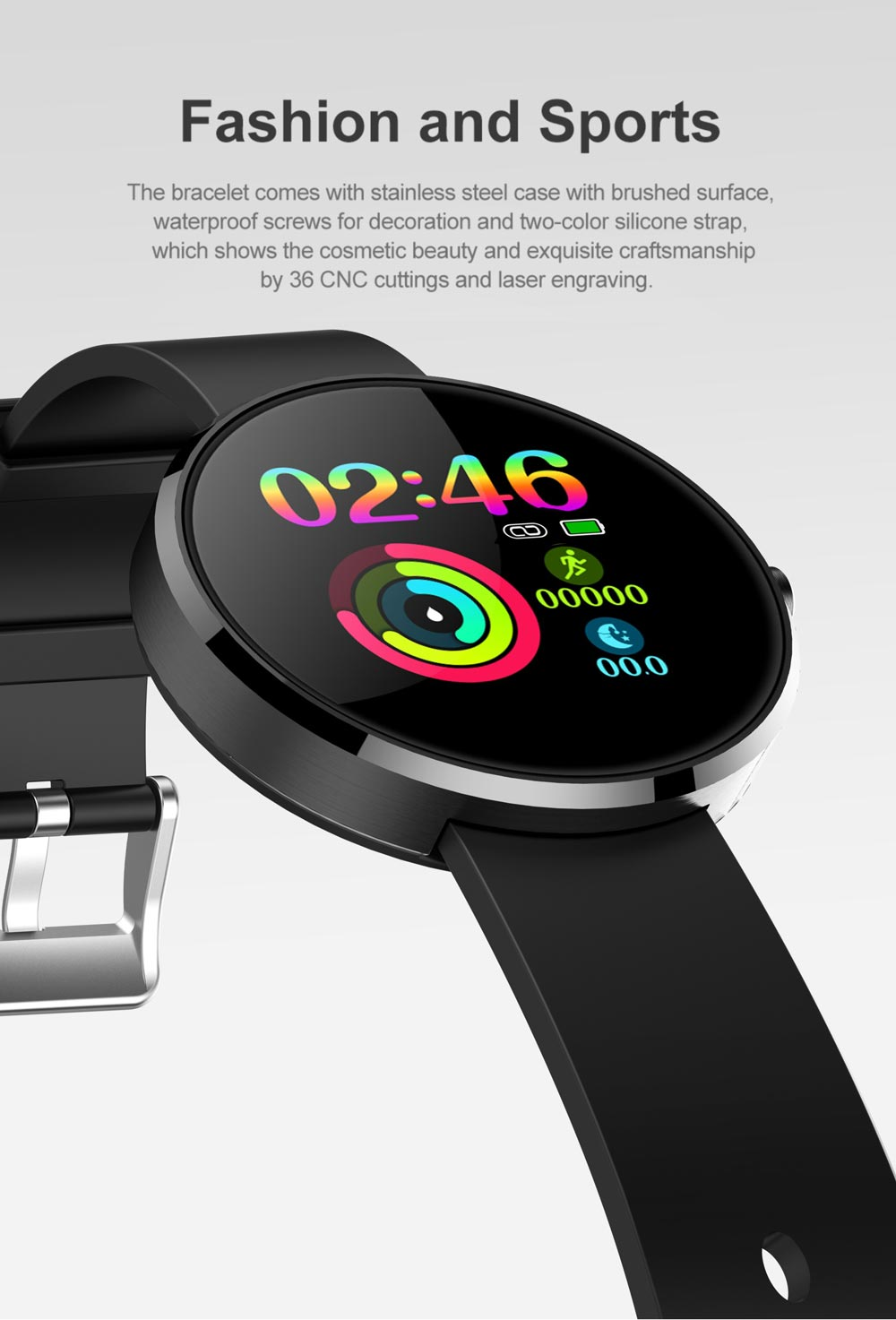 new b10 smartwatch