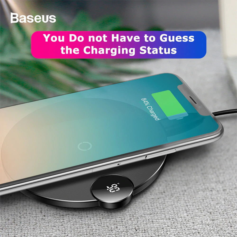 baseus bswc-p21 wireless charger for sale