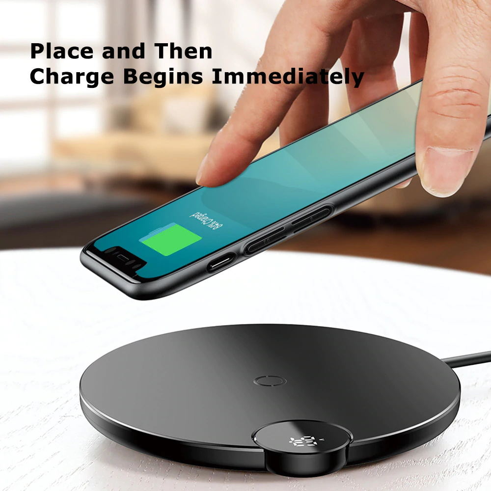 new baseus bswc-p21 wireless charger