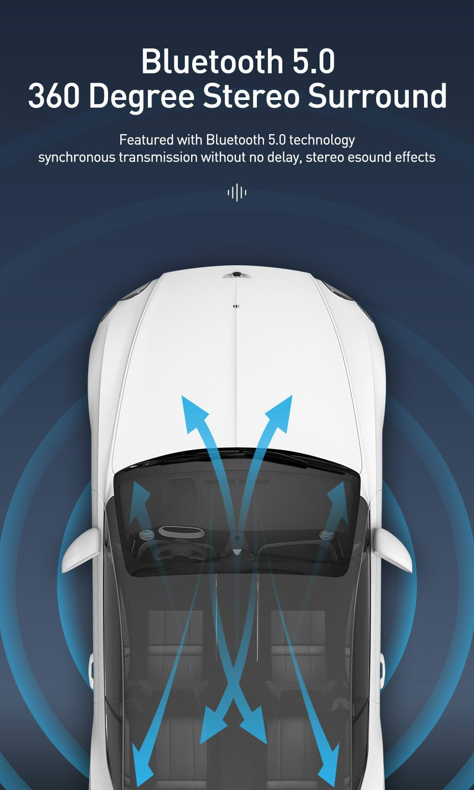 baseus bluetooth car charger 2019