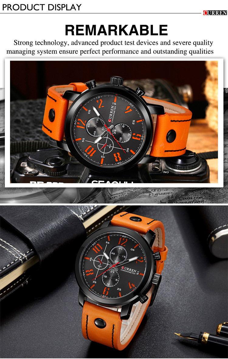 buy curren 8192 quartz wrist watch