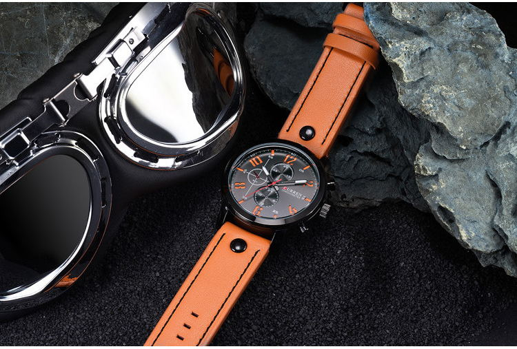 curren 8192 wrist watch