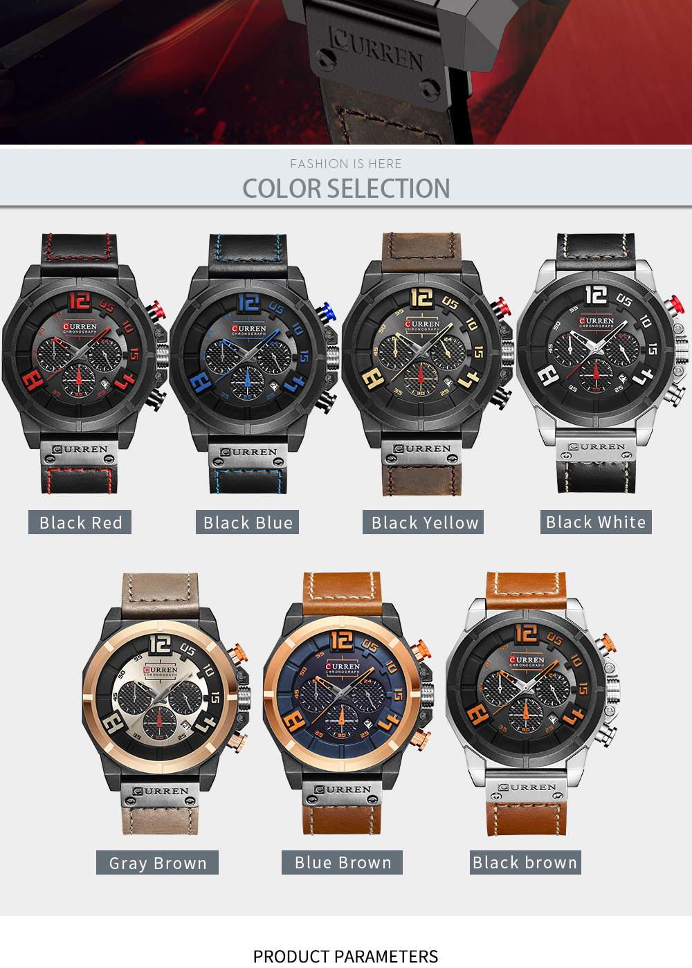 curren 8287 watch
