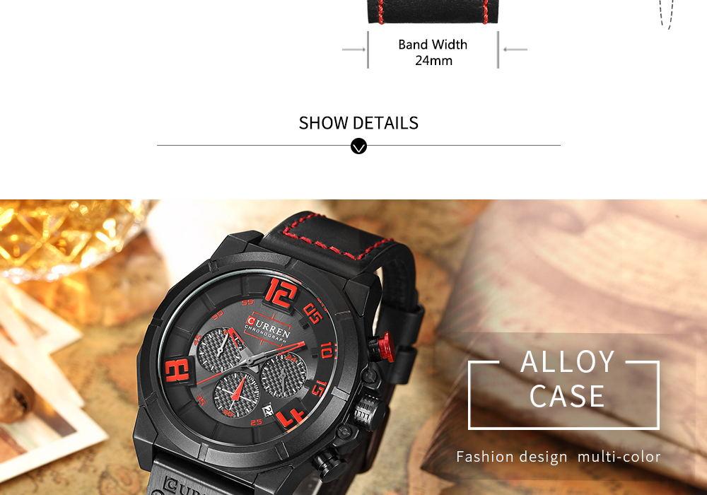 buy curren 8287 quartz watch