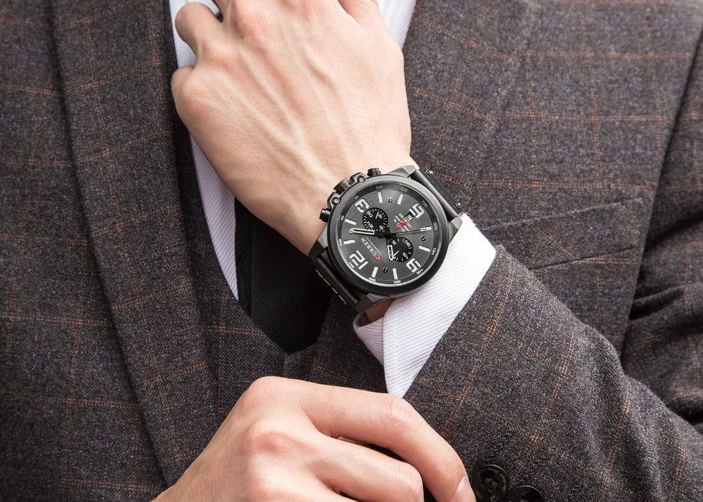 curren 8314 chronograph quartz watch for sale