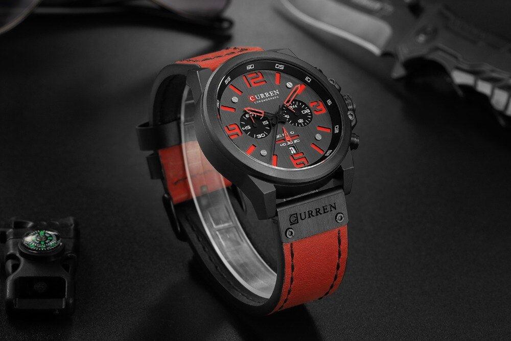 curren 8314 quartz watch