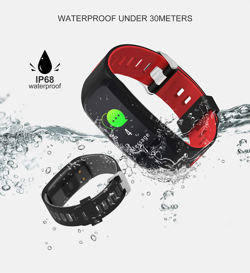 new dt no.1 f16 smart wristband